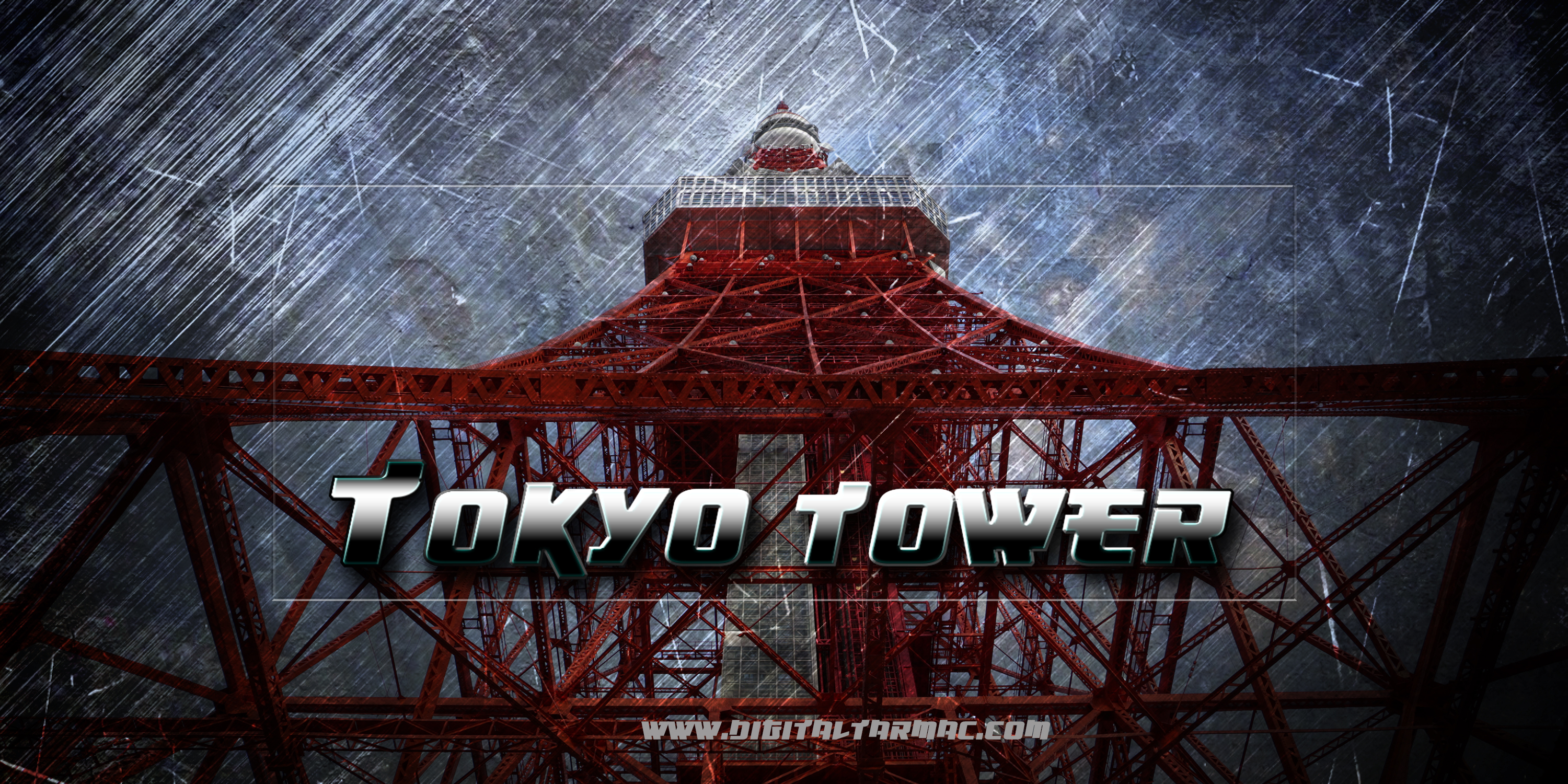 Tokyo-Tower-Graphic
